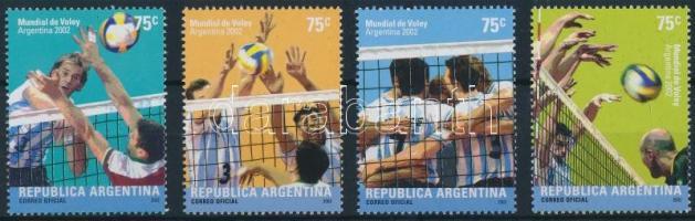 Röplabda VB sor Volleyball World Cup set