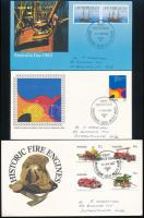 1983-1984 4 klf FDC 1983-1984 4 FDC