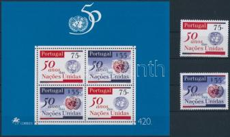 UNO set stripe of 3 + block, UNO sor hármascsíkban + blokk