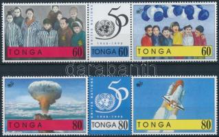 UNO set stripes of 3, ENSZ sor hármascsíkokban