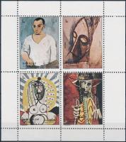 Picasso mini sheet Picasso kisív