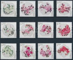 2013 Cseresznyefavirágzás sor Mi 4437-4448