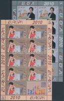 2012 Europa CEPT Ifjúsági Eurovíziós dalfesztivál, Ifjúsági sakk VB (2010) kisív pár Mi 65-66