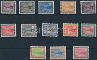 1966/1975 Wadi Hanifa 13 érték Mi 326 Y -338 Y
