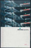 1999/29 49. vasútnap emlékív II. 5 db-os emlékív garnitúra, közte ajándék (19.500)