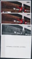 2004/40 Berlini fal 4 db-os emlékív garnitúra (20.000)