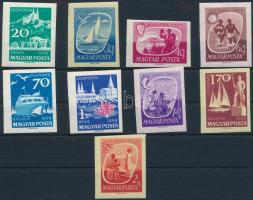 1959 Balaton (I.) vágott sor (6.000)