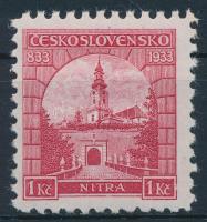 Nitra closing value, Nyitra záróérték