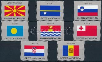 Zászló sor Flag set