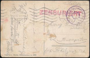 "Postcard ""S.M.S. Alpha"", Képeslap ""S.M.S. Alpha"""