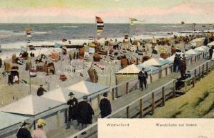 Westerland beach, Westerland strand