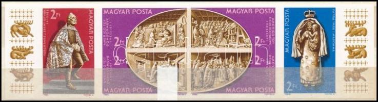 1982 A vatikáni magyar kápolna műalkotásai vágott összefüggő csík