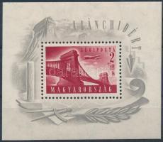 1948 Lánchíd (I.) blokk (25.000)
