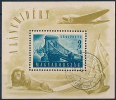 1948 Lánchíd (II.) blokk (25.000)