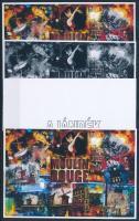 2012/14 Moulin Rouge 4 db-os emlékív garnitúra (28.000)