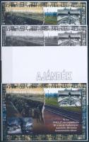 2015/03 Holocaust 4 db-os emlékív garnitúra (28.000)