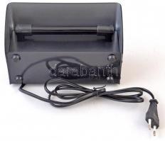 Lindner Forint- és valutavizsgáló készülék, hálózatról működtethető UV lámpa, új állapotban eredeti dobozában