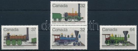 Mozdony sor Locomotive set
