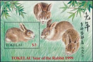 Kínai Újév: Nyúl éve blokk Chinese New Year: Year of the Rabbit block