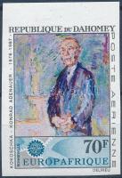 Adenauer imperforated, Adenauer vágott