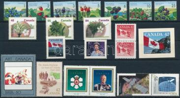 1991-1992 19 stamps, 1991-1992 19 klf bélyeg