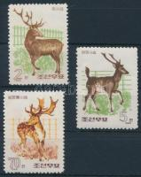 Szarvas sor 3 értéke Deer set 3 value