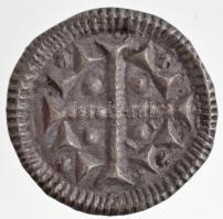 1116-1131. Denár Ag II. István (0,42g) T:1-  Hungary 1116-1131. Denar Ag Stephen II (0,42g) C:AU Huszár: 76., Unger I.: 42.