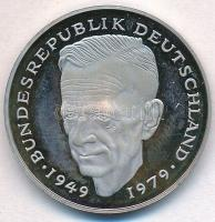 Németország 1992A 2M Cu-Ni Dr. Kurt Schumacher T:1(PP) Germany 1992A 2 Mark Cu-Ni Dr. Kurt Schumacher C:UNC(PP) Krause KM#149