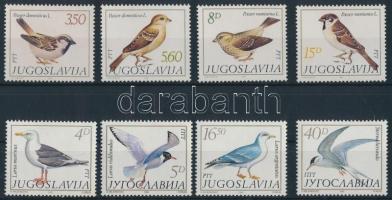 1982-1984 Birds 2 sets 1982-1984 Madarak 2 klf sor
