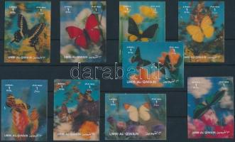 Pillangó sor 9 értéke Butterfly set 9 values