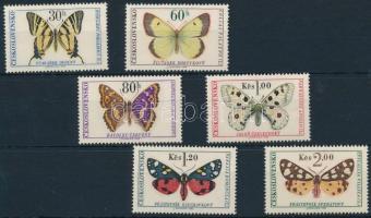 Butterfly set Pillangó sor