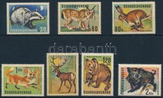 Fauna set Állatvilág sor