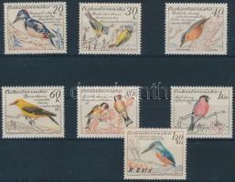 Birds set, Madár sor