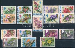 Definitive: Flower set Forgalmi; Virágok sor