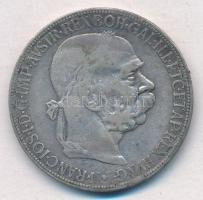 Auszria 1907. 5K Ag Ferenc József T:2- Austria 1907. 5 Corona Ag Franz Joseph C:VF