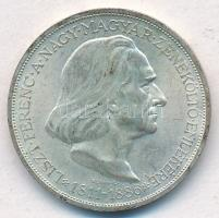 1936. 2P Ag Liszt Ferenc T:1-,2  Adamo P7.3