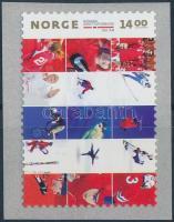 Sports federation self-adhesive stamp Sportszövetség öntapadós bélyeg