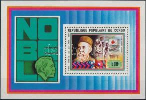 Nobel Prize winners Nobel-díjasok blokk