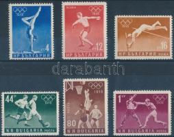 Summer olympics set Nyári olimpia sor