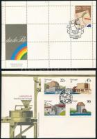 2 klf FDC, 2 FDC