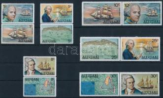 Aitutaki felfedezése, Captain Bligh pairs Aitutaki felfedezése, Bligh kapitány sor párokban