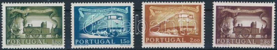 Railway set, Vasút sor