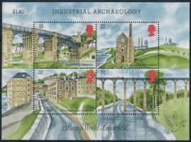 Ipari archeológia blokk, Industrial archeology block