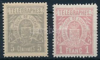Telegramm 2 stamp, Távirat bélyegek