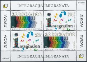 2006 Európa CEPT: Integráció blokk Mi 8