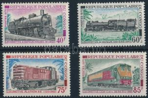 Locomotives set Mozdonyok sor