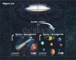 2009 Europa CEPT: Űrkutatás blokk Mi 35