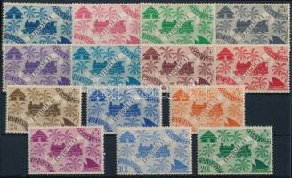 Dzsibuti symbol definitive set Dzsibuti szimbólumok forgalmi sor