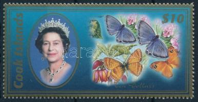 Butterfly stamp Pillangó bélyeg