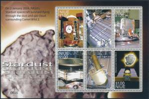 NASA mini sheet NASA kisív